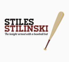 Stiles Stilinski by daanielasm