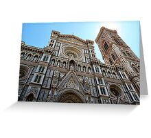 Firenze, Italy Greeting Card