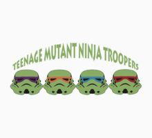 TMNT by greatbritton99