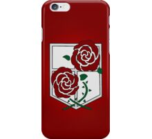 Attack on Titan - Stationary Troops phone case iPhone Case/Skin