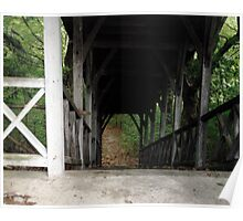 Danvers Asylum: Foot Bridge Poster