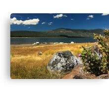 Eagle Lake Canvas Print