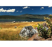 Eagle Lake Photographic Print