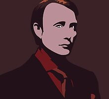 Hannibal in Red by JennK777