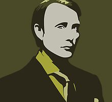 Hannibal in Yellow by JennK777