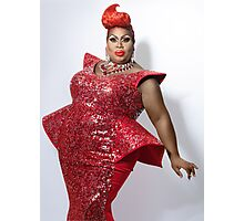 LATRICE ROYAL from RUPAUL'S DRAG RACE SEASON 4 Photographic Print