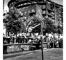 Long Jump #3 Photographic Print