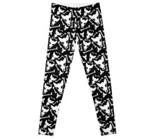 Dead Dogs 'n' Bones Leggings