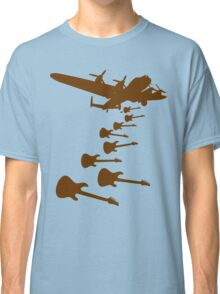 The Guitar Bomber Classic T-Shirt