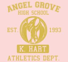 Angel Grove H.S. (Pink Ranger Edition) by johnbjwilson