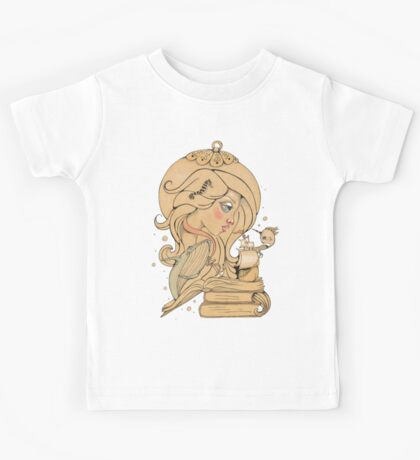 Song for the Blue Ocean Kids Tee