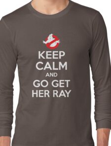 Go Get Her Ray Long Sleeve T-Shirt