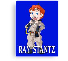 Ray Stantz (The Real Ghostbusters) Canvas Print