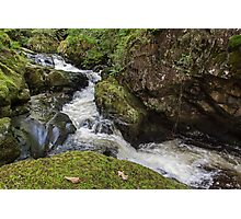 Waterfall at Aira Force Photographic Print