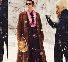 Doctor Who Tenth by lolilpo ♫