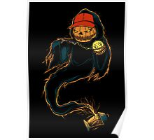 Jack 'O Rapper - Prints, Stickers, iPhone & iPad Cases Poster