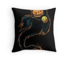 Jack 'O Rapper - Prints, Stickers, iPhone & iPad Cases Throw Pillow