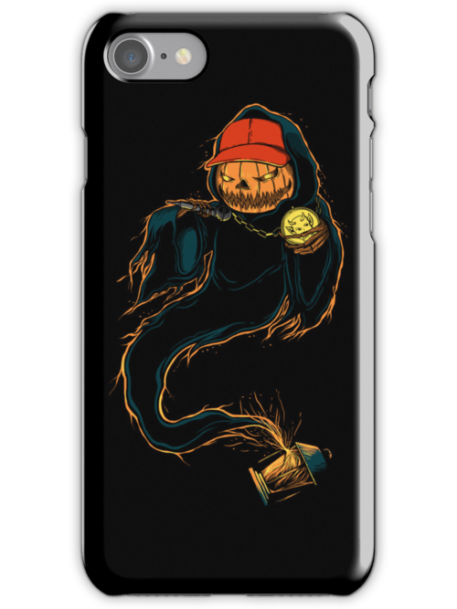 Jack 'O Rapper - Prints, Stickers, iPhone & iPad Cases by monochromefrog