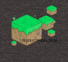Minecraft explorer Unisex T-Shirt