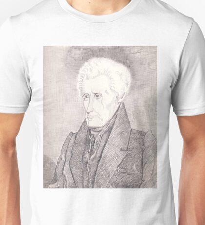 President Andrew Jackson Unisex T-Shirt