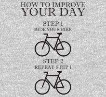 How to Improve Your Day (lite) by PaulHamon