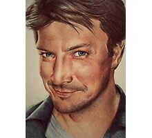 Richard Castle Photographic Print
