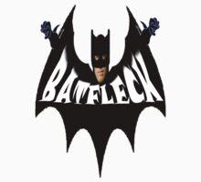 Batfleck by blazedyasa