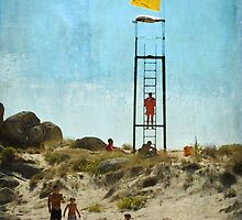 The yellow flag by rentedochan