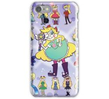 Star Outfits iPhone Case/Skin