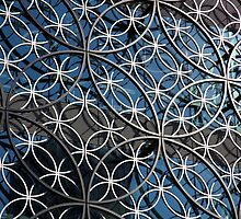Interlocking Circles by John Dalkin