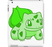 Pokemon - Bulbasaur iPad Case/Skin