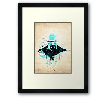 "[Im] [Da] [Dn] [Gr] ... ""I am the Danger"" Framed Print"