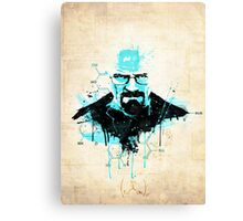 "[Im] [Da] [Dn] [Gr] ... ""I am the Danger"" Canvas Print"