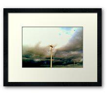 y)cross Framed Print