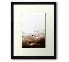 y)cutter Framed Print
