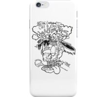 Open Me Up Like A Can Of Worms iPhone Case/Skin