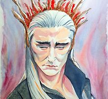Lee Pace, Thranduil by jos2507