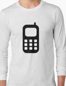 Mobile Phone Long Sleeve T-Shirt