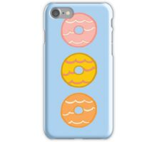 Party Ring Biscuits iPhone Case/Skin