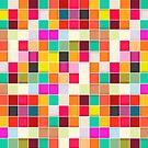 Colorful Rectangles by dannyivan