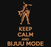 Keep calm bijuu mode by VirtualMan