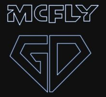 McFly: Galaxy Defender T-Shirt by LaurasTees