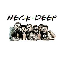 Neck Deep (Friends) by TameImpalarulez