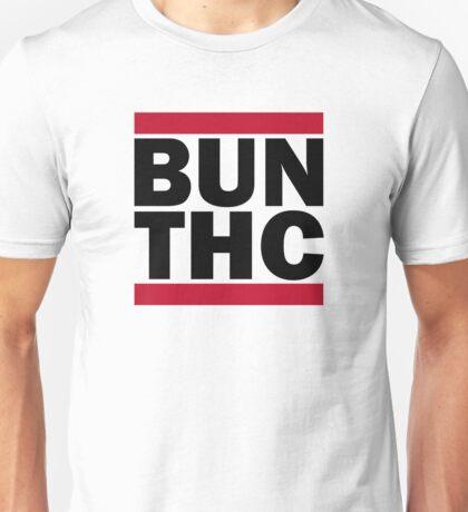 BUN THC in Black Unisex T-Shirt