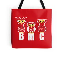 BMC Owls - Red Tote Bag