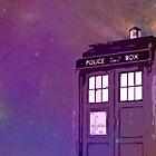 TARDIS by iheartgallifrey