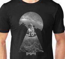 Wildearth (Black) Unisex T-Shirt