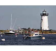 Harbour Lighthouse Photographic Print
