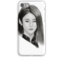 Jiyeon 2 iPhone Case/Skin