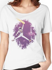 Space Jam Women's Relaxed Fit T-Shirt